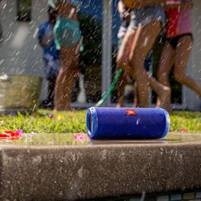 Lounge around the pool with JBL's $40 splash-proof Flip 3 Bluetooth Speaker