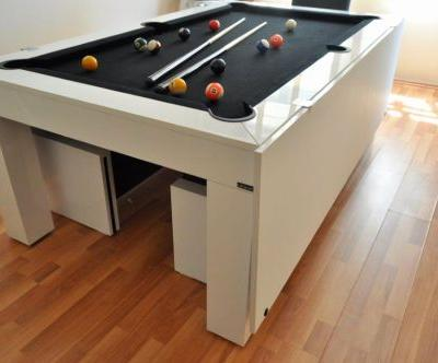 50 Beautiful Pool Table and Dining Table Graphics
