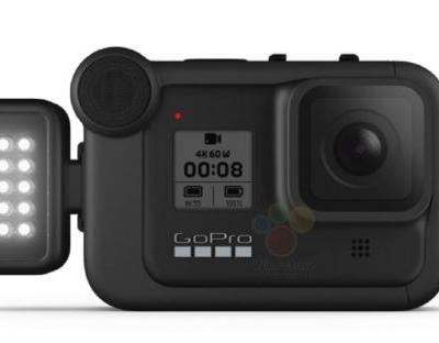 GoPro Hero 8 Leaked With New Media Module Accessory