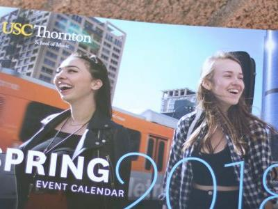 Collaboration Thrives at Thornton this Spring
