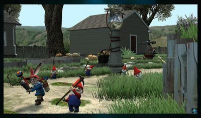 Learn More About Sony's Cancelled PS4 Exclusive, Gnomageddon, in New Video