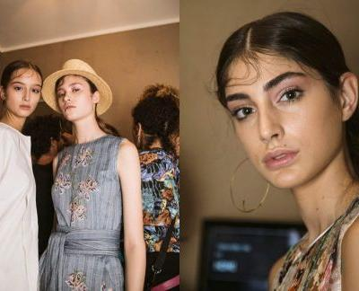Backstage pfw ss18 | pascal millet