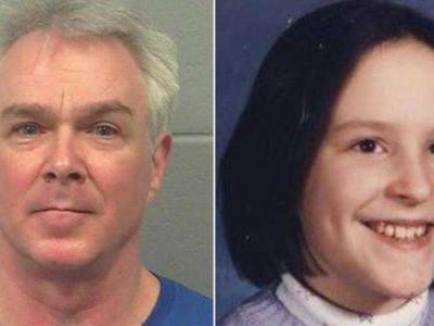 Man arrested in 1986 rape, killing of 11-year-old girl walking home from school