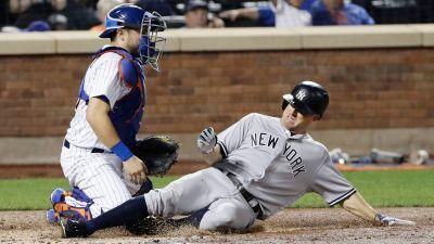 Yankess complete Subway Series sweep of Mets