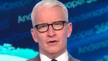 Anderson Cooper Sums Up Donald Trump And Michael Cohen's Lies With A Tongue Twister