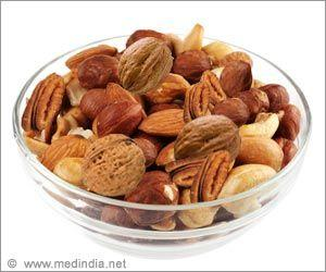 Eating Nuts Regularly Lowers Risk of Heart Rhythm Irregularity