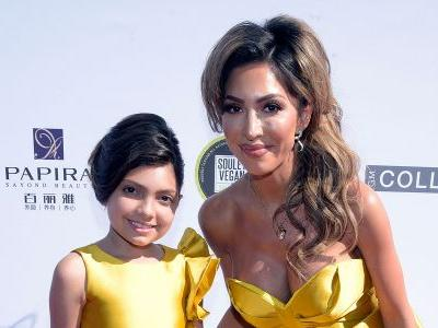 Farrah Abraham Had a 'Breakdown' After Daughter Sophia 'Forgot' How Hard She's Worked: 'I Don't Want Her Being Entitled'