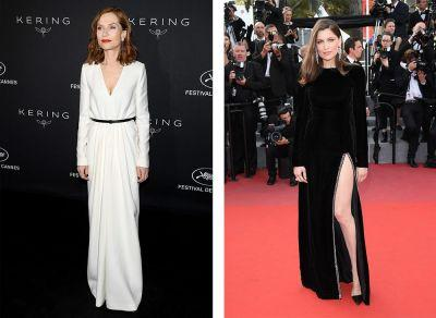 Saint Laurent Celebrates Elegance Supreme at Cannes
