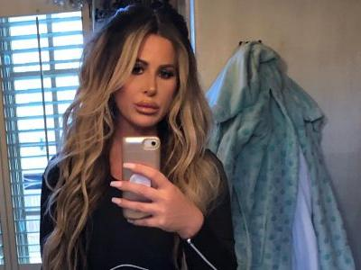 Kim Zolciak Finally Got That Breast Reduction She's Been Talking About for a While