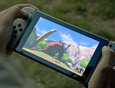 Nintendo stock takes a hit after awkward Switch unveiling