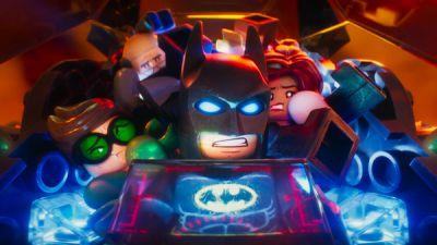 Pop Culture Happy Hour: LEGO Batman And Kids Who Cook On TV