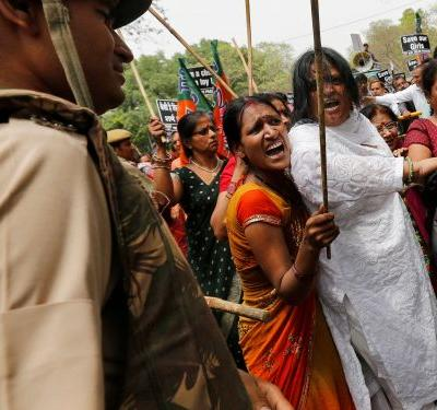 Violence cost India's economy 9% of its GDP last year