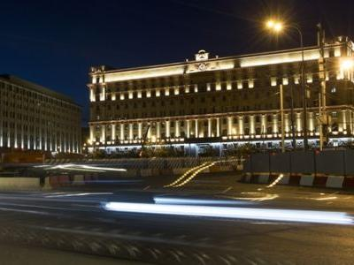 U.S. Citizen Arrested In Moscow On Suspicion Of Spying