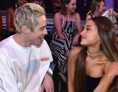 Pete Davidson Made a NSFW Comment About Ariana Grande and We're Screaming