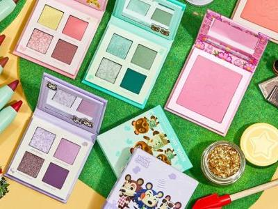 An Animal Crossing make-up collection is here and we're obsessed