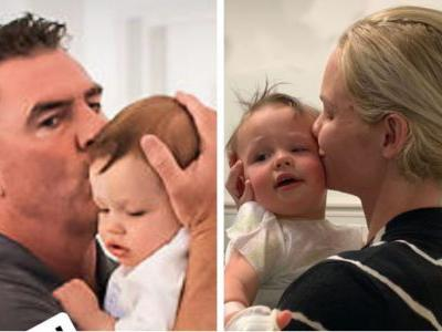 Meghan King Edmonds and Husband Jim Comfort Their Son at the Hospital Amid Cheating Scandal