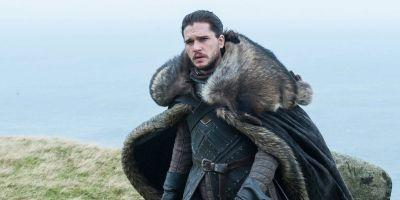 Watch Game of Thrones' Kit Harington Pretend to Be A Dragon