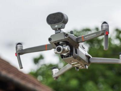 DJI Made a New Sort of Super Drone