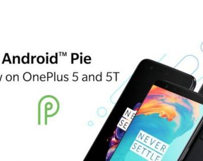 OnePlus 5/5T get their full serving of Android 9 Pie