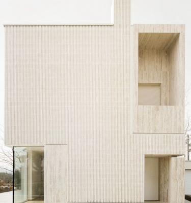 The House of the Archeologist / Luca compri architetti + LCA architetti