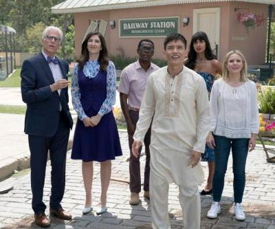 The Good Place will end after Season 4