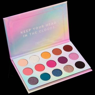 ColourPop Holiday 2018: Chasing Rainbows & Dream Sequence Palette Swatches