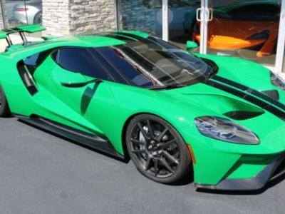 Just Think Of All The Things You Could Do Instead Of Spending $30,000 On This Ford GT Paint Job