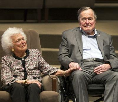 George H.W. and Barbara Bush's love story began in New England