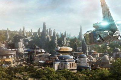 Disney's New Star Wars Land Planet Will Be Introduced in