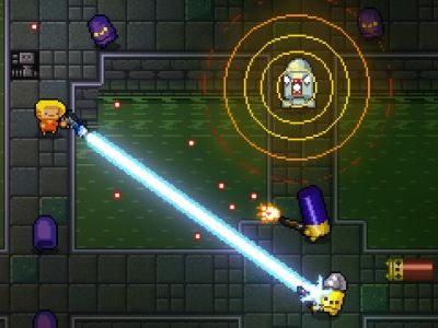 Enter the Gungeon Sells 75,000 Units on Switch, 'Surpasses All Expectations'