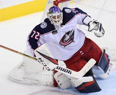 Blue Jackets power past Capitals, 2-1