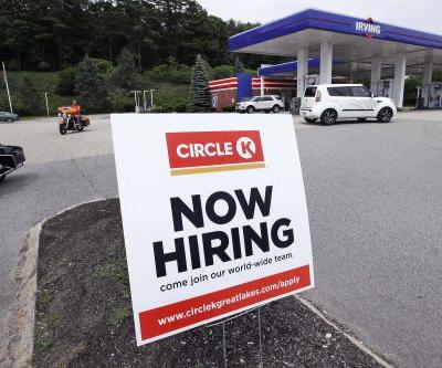 US adds 157,000 jobs in July, unemployment rate dips below 4 percent