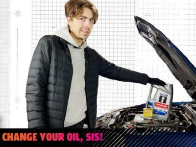Changing Your Oil Is A DIY Gateway Drug