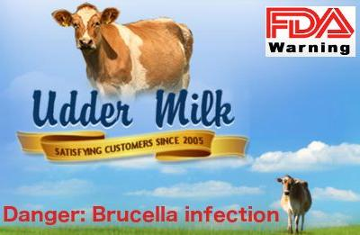 FDA warns against Udder Milk; urges treatment even if not sick