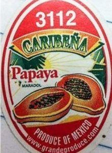 Better Late then Never, Grande Produce Recalls Salmonella Tainted Papayas