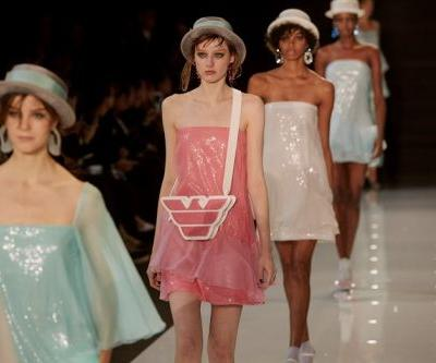 Emporio Armani joins LFW for SS18