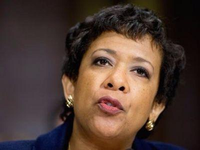 Loretta Lynch responds to Trump's accusation Obama's Justice Department is to blame for Trump Jr.'s meeting with Russian lawyer