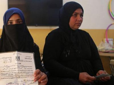 Thousands of Iraqi families bear the burden of IS legacy
