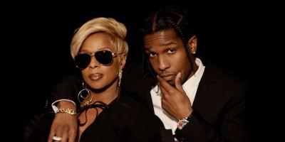 """A$AP Rocky Joins Mary J. Blige for New """"Love Yourself"""" Video: Watch"""