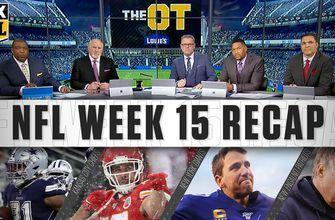 Week 15: Patriots scandal, Eli's swan song, & the Cowboys get back on track