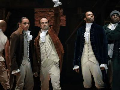 Celebrate 4th Of July With Hamilton On Disney+