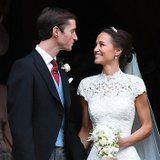 Pippa Middleton Is Married to James Matthews - Get the Details on Their Romantic Ceremony!