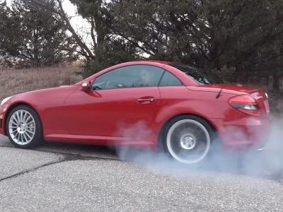 A 355bhp Mercedes Just Made Tyler Hoover's Fiancee's Christmas