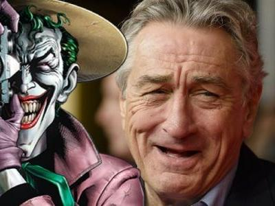 Robert De Niro Confirmed To Be In Talks For Joker Origin Movie