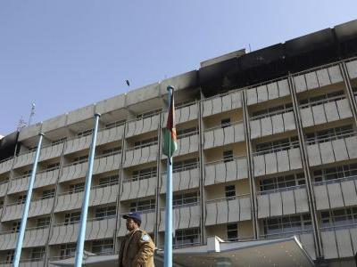 US says 4 Americans killed, 2 wounded in Kabul hotel attack