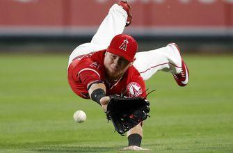 Rangers hit 3 HRs, prevent Angels comeback in 8-3 win