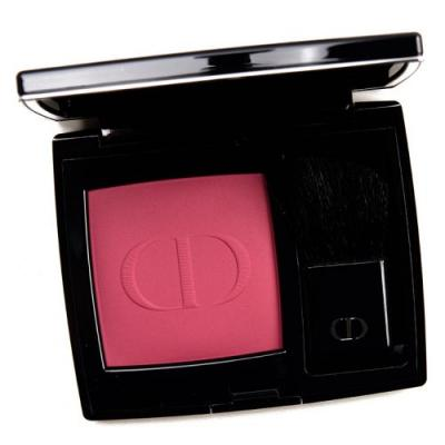 Dior Poison Matte (962) Rouge Blush Review & Swatches