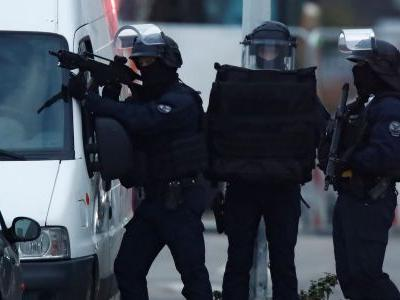 French police have 'neutralized' the suspected gunman who killed 3 in a Christmas market shooting