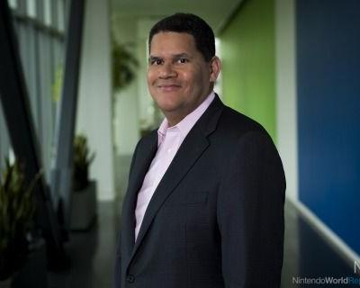 Reggie Fils-Amie Stepping Down As NOA President, Bowser To Succeed Him