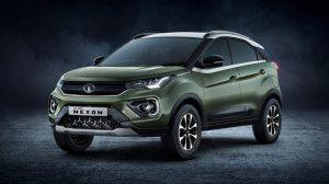 Tata Nexon Facelift Expected Engines Features Colours And Launch Date